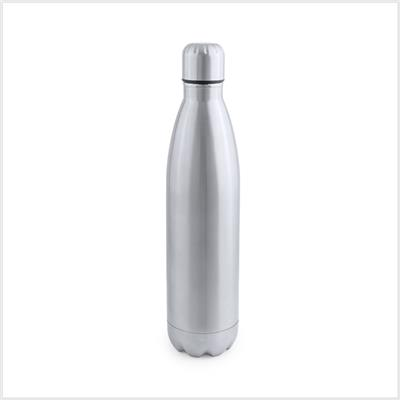 Gourde isotherme ZOLOP inox - 85cl Gris