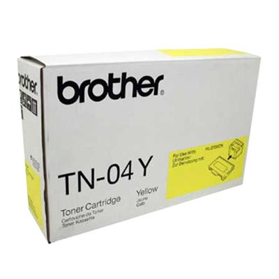Cartouche Impression BROTHER TN04Y Jaune 503009