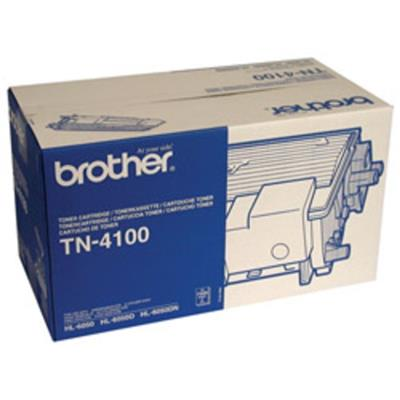 Cartouche Impression BROTHER TN4100 Noir 503058