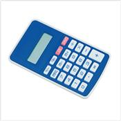 Calculatrice RESULT Bleu