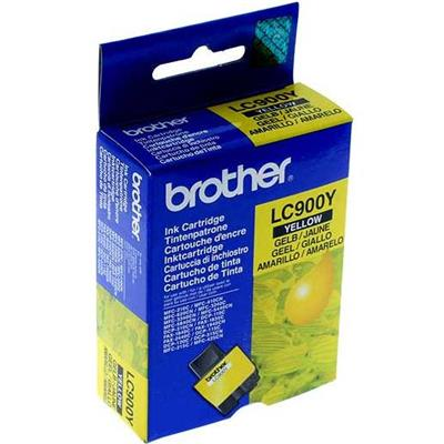 Cartouche Impression BROTHER LC900Y Jaune 500007
