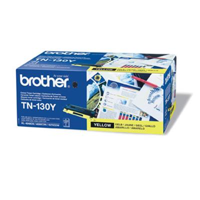 Cartouche Impression BROTHER TN130Y Jaune 503063