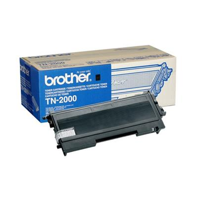Cartouche Impression BROTHER TN2000 Noir 503010