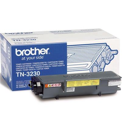 Cartouche Impression BROTHER TN3230 Noir 500070