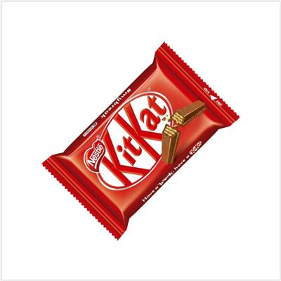 Barres chocolatées KIT-KAT 41,5 g - Le lot de 36